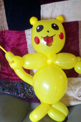 Balloon Twisting And Art In Northern Virginia And Dc