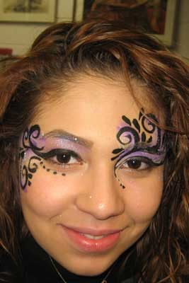 Face Painting In Northern Virginia And Dc