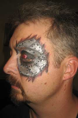 Body painting and makeup effects in Northern Virginia, DC ...